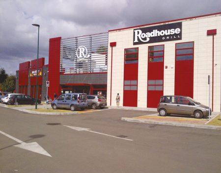 Roadhouse a Mestre